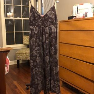 Size small, sundress from Anthropologie
